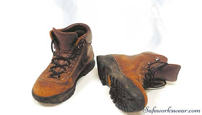 how to get rid of work boot odor